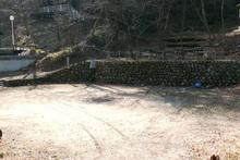 キャンプファイヤー場